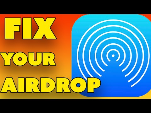 Apple AirDrop Not Working? Here's How To Fix It \How To Fix Airdrop On iPhone!