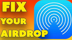 How to Fix Airdrop Not Showing Or Working On iPhone [SOLVED]