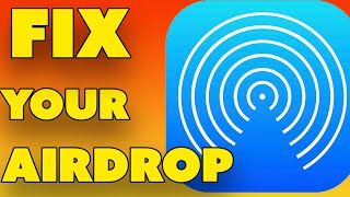 How to Fix Airḋrop Not Showing Or Working On iPhone [SOLVED]