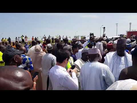 Commissioning of Olam in Kaduna