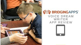 Voice Dream Writer App Review