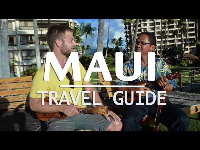 Travel Guide to Maui, Hawaii | TheExpeditioner Travel Video