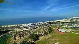 פארק ים אשדוד- צילום אוויר
