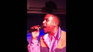 Don Omar - Ayer la vi Live @ Roxy's Lawrence, MA