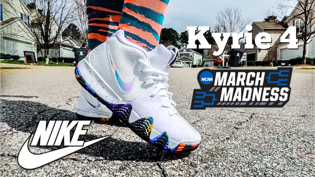 kyrie 4 ncaa march madness