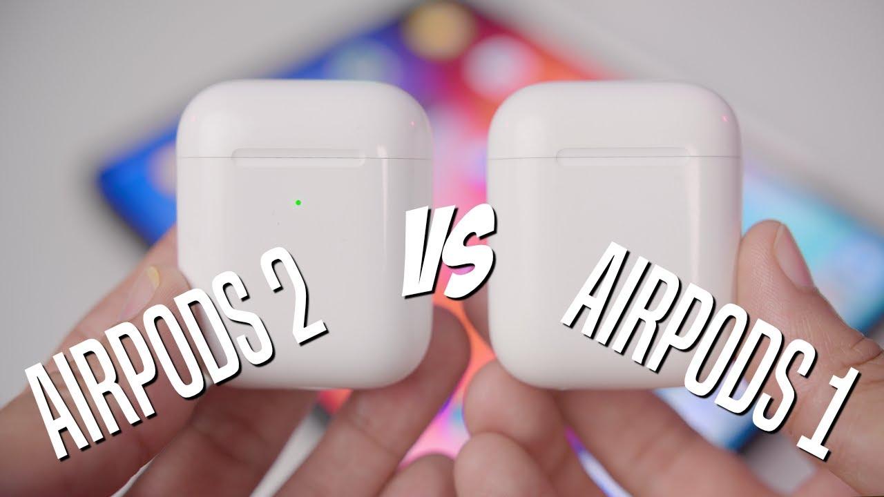 Airpods 1 Oder 2