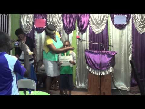1st Round Neta Old Harbour  Youth Group Quiz Pt7