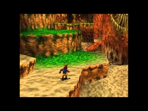 Lets Play Banjo Tooie part 26:  Bipolar land