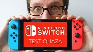 Nintendo Switch - test quaza