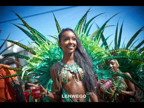Jamaica Carnival 2018 with Xaymaca International