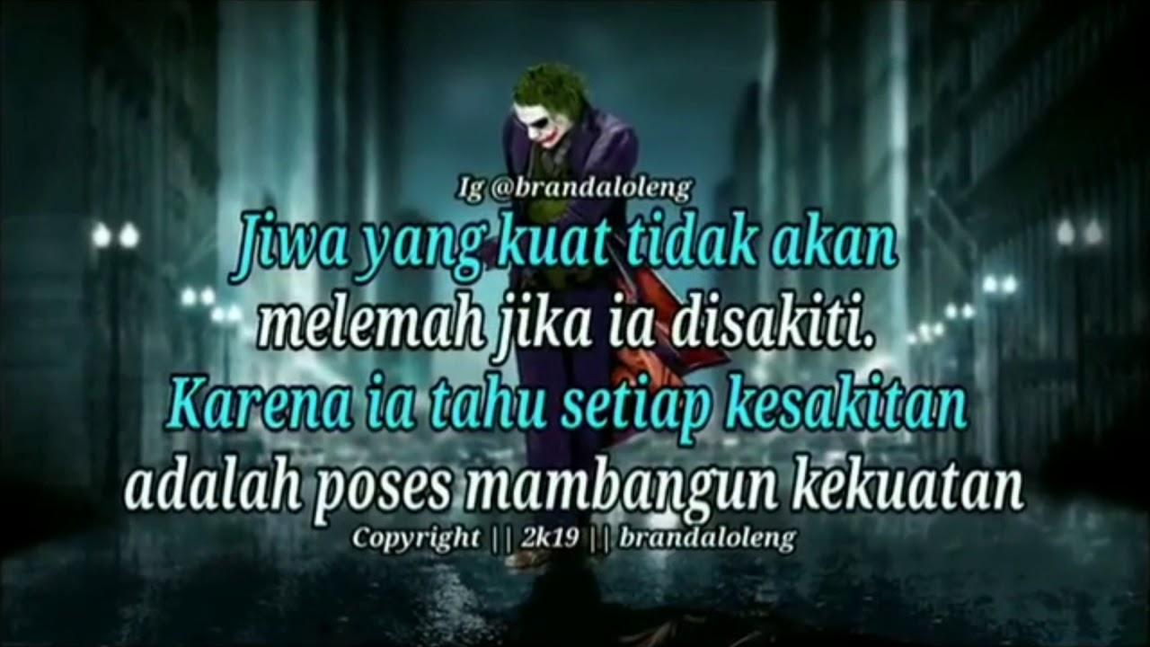 Kata Kata Cinta Joker