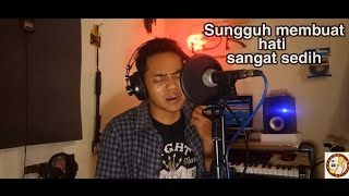 Gambar cover membuat semakin merinding  Rintang Papeh Kusuik - Zalmon (Cover)  By D,Pro  New Version