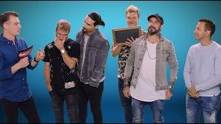 How Well Do The Backstreet Boys Know Each Other? | Radio Disney