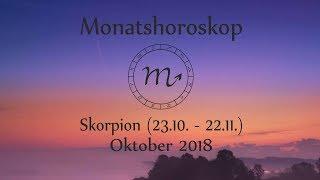 Horoskop Sternzeichen Skorpion: Liebe und Leben im Oktober 2018