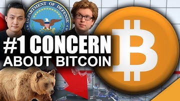Why Bitcoin DUMPED (My Number One Concern About BTC)