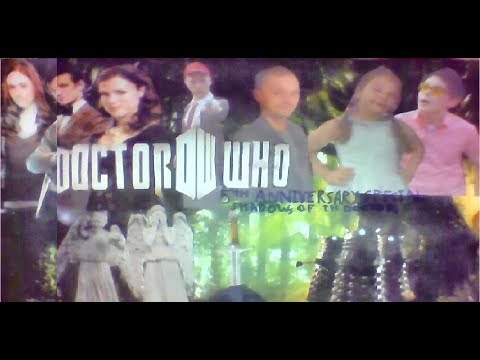 DOCTOR WHO 5th annivesaray special Shadows Of The Doctor (Part 3/3)