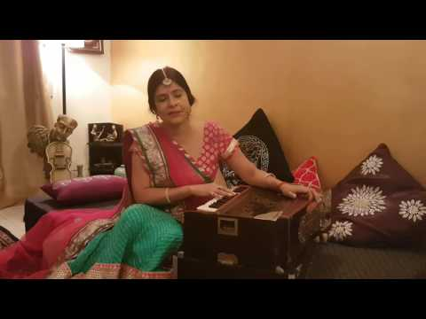 """Chaumasa"" Folk song Awadhi Rainsongs Malini Awasthi"