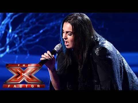 What is love? Monica Michael wants to know! | Live Week 3 | The X Factor 2015