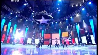 Trupa SIMPLU sa reunit in finala Romania Danseaza!-Romania Danseaza FINALA 19 Mai 2013