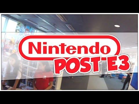FRANKFURT & NINTENDO POST E3-EVENT | Vlog