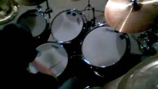 Drum Cover - Vesania - Legions Are Me
