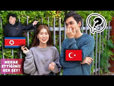 KUZEY KORE'DEN Kaçan Kız! (TÜRKLERE CEVABI!)