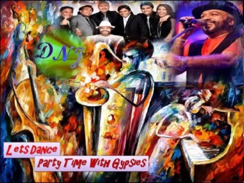 The Gypsies Party Time Dance - Best of The Gypsies - Dance with The Gypsies - Best of Sunil Perera