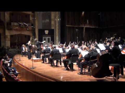 Barber Violin Concerto 1st mov Manuel Ramos.avi