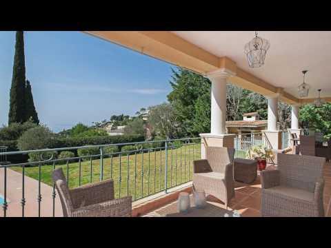 Beautiful Recent Villa For Sale in Villefranche sur Mer