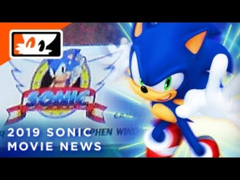 2019 #SonicMovie - New Release Date & Filming Location! # ...Wreck It Ralph Tails