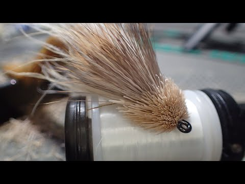 Deer Hair Sculpin By The Northern Angler