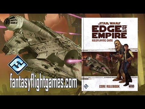 Game Geeks #262 Star Wars®: Edge of the Empire™ Roleplaying Game