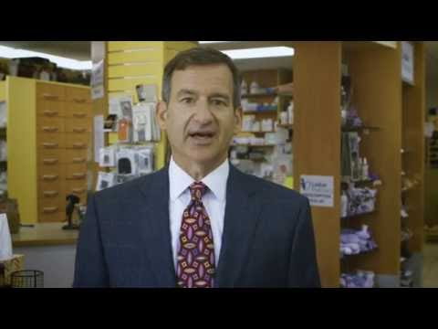 Owner of Ladue Pharmacy, Rick Williams, on Ladue Pharmacy's personal touch.