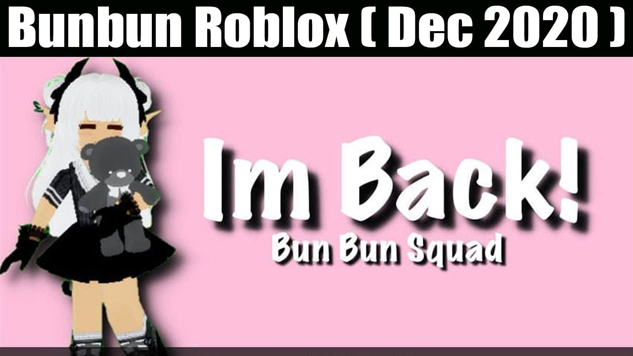 Bunbun Roblox Dec 2020 Steps To Be Aware Of The Hackers