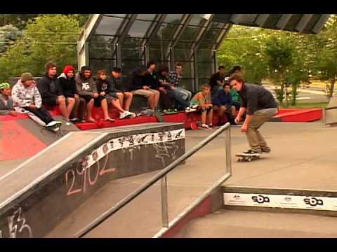 Leo Romero, Cory Kennedy And James Hardy