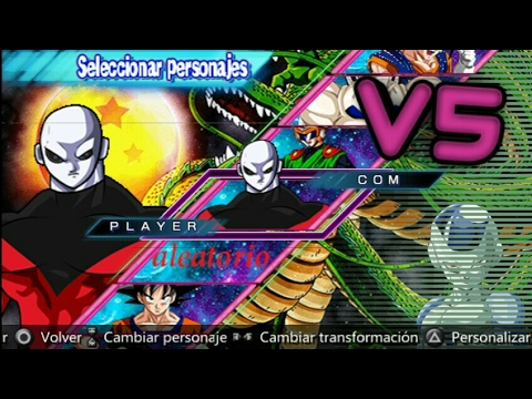 dragon ball z shin budokai 5 mod para android