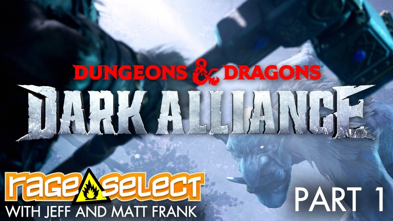Dungeons & Dragons: Dark Alliance (The Dojo) Let's Play - Part 1