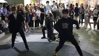 JHKTV] 홍대댄스hong dae k-pop dance DOB  boom boom