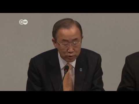 UN issues blunt warning on climate change risk | Journal