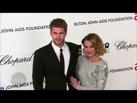Liam Hemsworth and Miley Cyrus' 'spur-of-the-moment' wedding | Daily Celebrity News | Splash TV Mp3