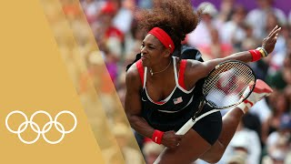 Serena Williams [USA] - Women's Tennis | Champions of London 2012