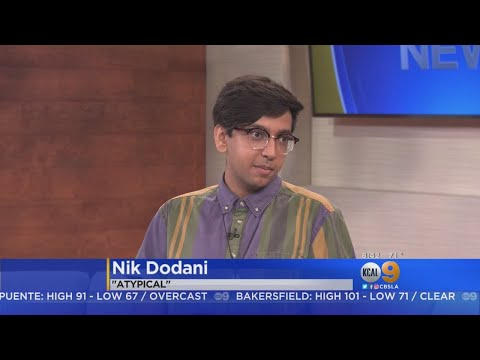 actor nik dodani discusses role on amp 39 atypical amp 39