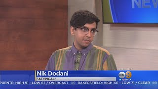 Actor Nik Dodani Discusses Role On 'Atypical'