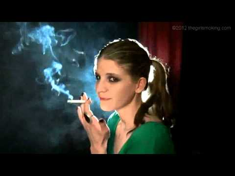 girl chain smoking 4 marlboro red cigarettes - thegirlsmoking from YouTube · Duration:  1 minutes 18 seconds