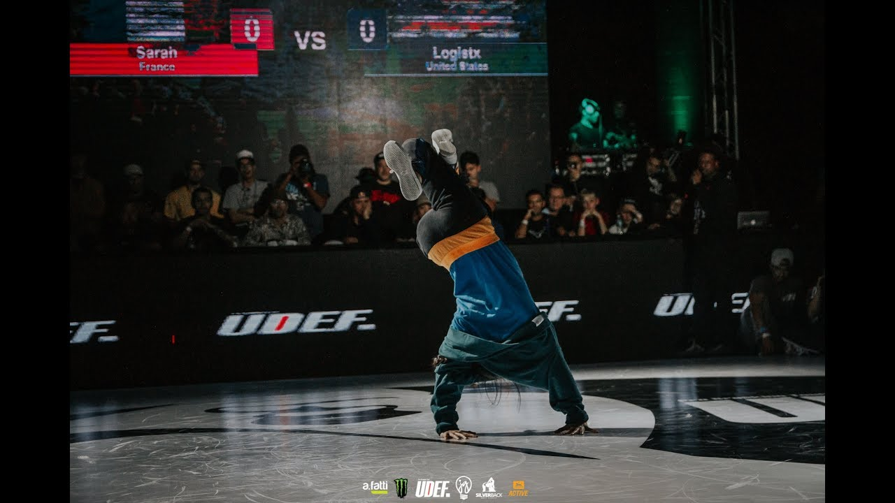 The Return - Logistx's (Underground Flow/The Lab) Silverback Open Experience - Pro Breaking Tou