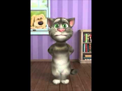 Игра Говорящий кот на телефон