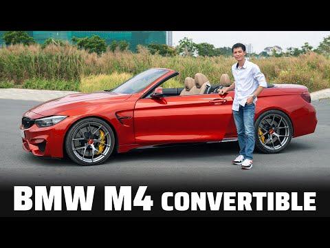Trên tay BMW M4 F83 Convertible, xe sang thể thao khá hiếm ở Việt Nam