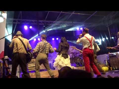 Trauffer - Frl. Marty - 24/06/2016 @ Luzernfest