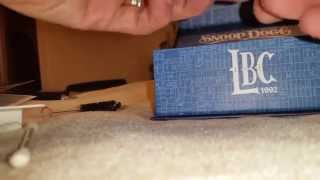 Snoop Dogg G Pen by Grenco Science - Box Opening