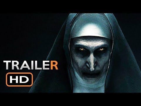 The Nun Official Trailer #1 (2018) Horror...